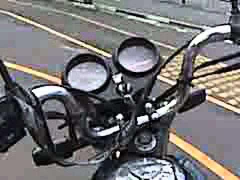 Prova prática de moto DetranRJ By Anderson Reis