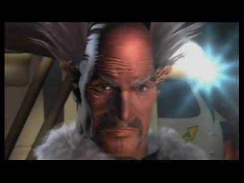 Tekken 3 (PS1) - Opening Movie
