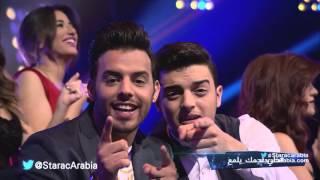 نسيم رايسي و اهاب امير و محمد عباس - دارت الأيام - برايم 7 ستار أكاديمي 11