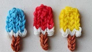 Rainbow Loom Nederlands, ijsje