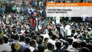 islamic protest in bangladesh 2013