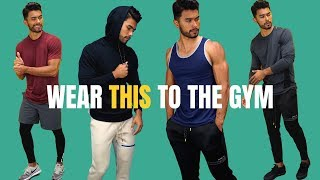 How to Look Good in the Gym   DON