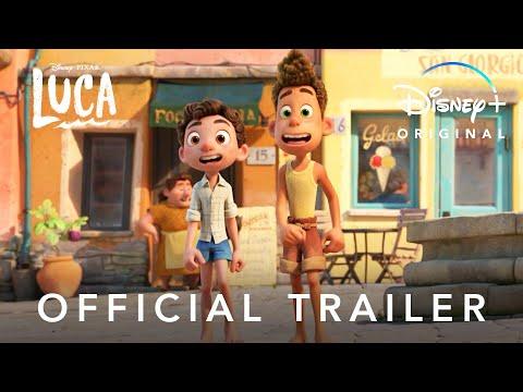 Disney and Pixar's Luca Official Trailer Disney