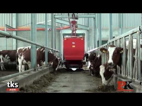 TKS FeedRobot P.Kriesels Landbouwtechniek BV