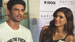 This is why Sushant Singh Rajput loves Kriti Sanon
