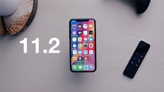 What's new in iOS 11.2!