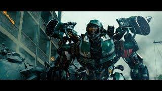 Transformers D.O.T.M. all Roadbuster scenes