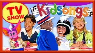 Kidsongs TV Show | Let's Learn Yo Yo Tricks | Dancing Kids | Fun for Kids | Kids songs | PBS Kids