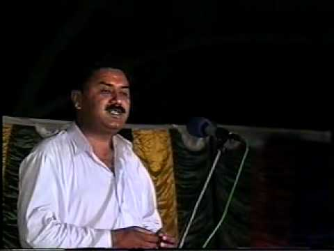 Saraiki Mushaira in Layya part 1 Mushtaq Sabqat