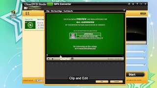 How to convert video to mp4 free with clonedvd free mp4 converter