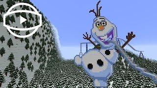 Minecraft 360° Video Roller Coaster: Multiverse