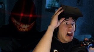 Alone | (MUST WATCH!!) Amazing Oculus Rift Horror Game
