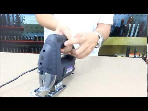 Conhecendo a Serra Tico Tico com Laser Velocidade Variável 750W MTT750 Mallory