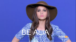 Alia Bhatt for Jabong A/W15 Collection Commercial
