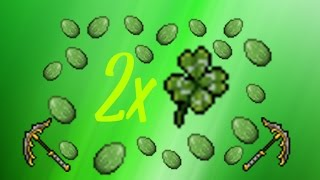 [PL]Tibia   2x Four-Leaf Clover (Gooey Mass Opening)