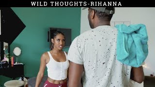 WILD THOUGHTS/SONGS IN REAL LIFE- OFFICIAL JANINA
