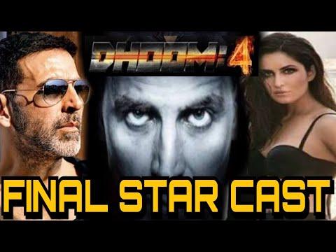 Dhoom 4: Final Star Cast Of Dhoom 4 | Akshay Kumar | Katrina Kaif | Abhishek Bachchan | Yashraj Film