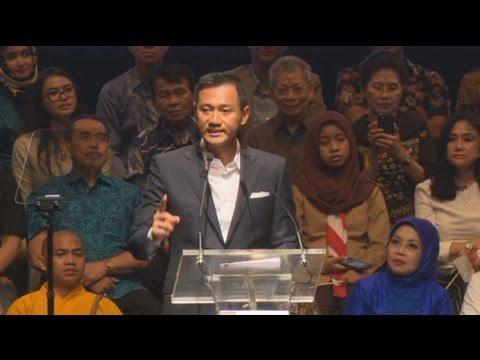 Janji Agus Harimurti Yudhoyono ( AHY ) di Pidato Politik
