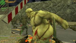 Counter-Strike: Zombie Escape Mod - ze_Area51_b3 on ProGaming