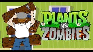 La aventura de Plantas vs Zombies 30