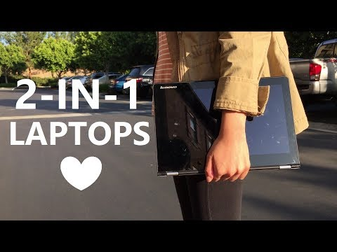 2 in 1 Laptops Why you should buy one
