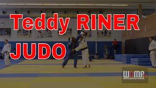 TEDDY RINER JUDO TRAINING 1