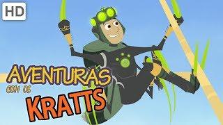 Aventuras com os Kratts - Temporada 2 (Parte 2) Melhores Momentos | Vídeos para Crianças