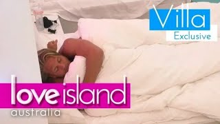 Jaxon snuggles with a mystery man | Love Island Australia (2018) HD