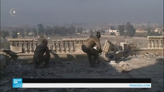 القوات العراقية تطارد آخر عناصر الجهاديين شرق الموصل