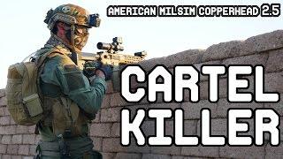 American Milsim Copperhead 2.5: Cartel Killer (KRYTAC SPR MK2 AEG)