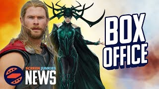 Thor Conquers Box Office - Charting with Dan