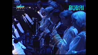 José Carreras & Hiba Al Kawas Dubai FINANCIAL CENTRE - DIFC 2006