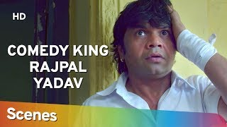 Rajpal Yadav comedy scenes from Bumper Draw [2015] - Best of Bollywood Comedy Scenes