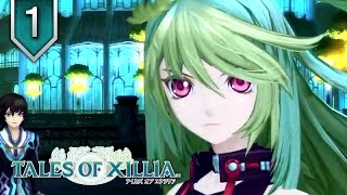 Tales of Xillia - MOVIE (All Cutscenes + No Skits) [English] [HD] - Part 1