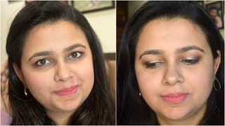 Easy Makeup for Party in Hindi | New Year, Birthday, Anniversary Makeup
