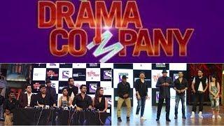 UNCUT : PC Of Sony Tv New Show The Drama Company With Mithun Chakraborty, Krishna Abhishek & Others
