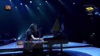 Mimpi & Kau Adalah - Isyana Sarasvati | Anugerah Planet Muzik 2017 | APM Singapura