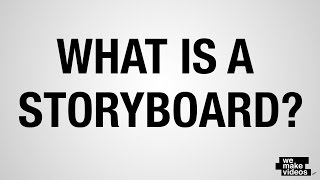 Nashville Video Company - What is a Storyboard?