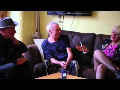 TV Smith Interview with Segs - The Ruts & Tara Rez