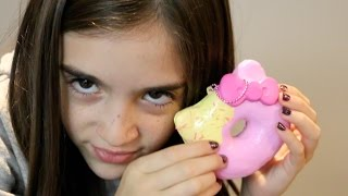 I STOLE MY DAD'S CAMERA & MADE A SQUISHY VIDEO!!