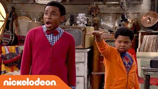 Haunted Hathaways | Mostly Ghostly Girl - Saving Frankie Clip | Nick