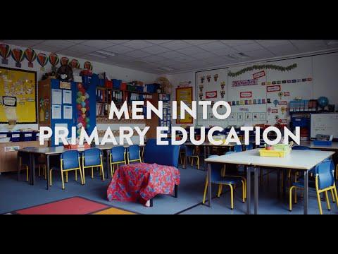 Men into Primary   University of East Anglia (UEA)