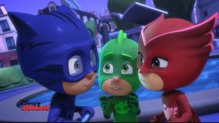 PJ Masks Super Pigiamini - La mongolfiera - Dall'episodio 12