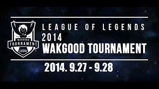 개구멍] 우왁굳TV BJ+시청자 LOL 리그 - 7경기 [바나나팀 vs 로복팀] - 20140928