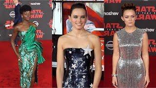 """Star Wars: The Last Jedi"" World Premiere Red Carpet Highlight"