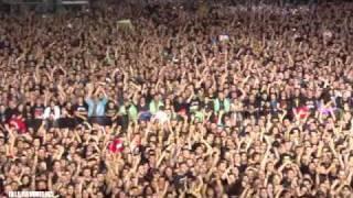 Metallica - Seek And Destroy [Live Sonisphere Sofia The Big Four 2010]