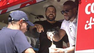 Ice Cube & Kevin Hart hijack Nova