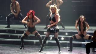Britney Spears - Womanizer, BTI, Piece of me @ Planet Hollywood Las Vegas - 22 October 2016