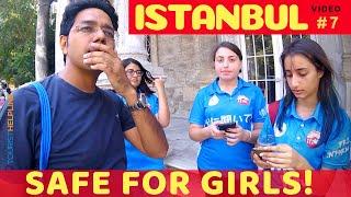 ISTANBUL: Safe for Female Travel? Affordable for Vegetarians!