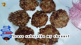 সাবুদানার পিঠা বানানোর সহজ পদ্বতি || Shabu danar pitha